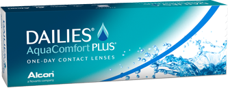 DAILIES® AquaComfort Plus® (90ks)