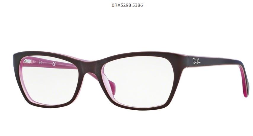 Dioptrické okuliare Ray-ban RB5298 c.5386  d4ea81e400f