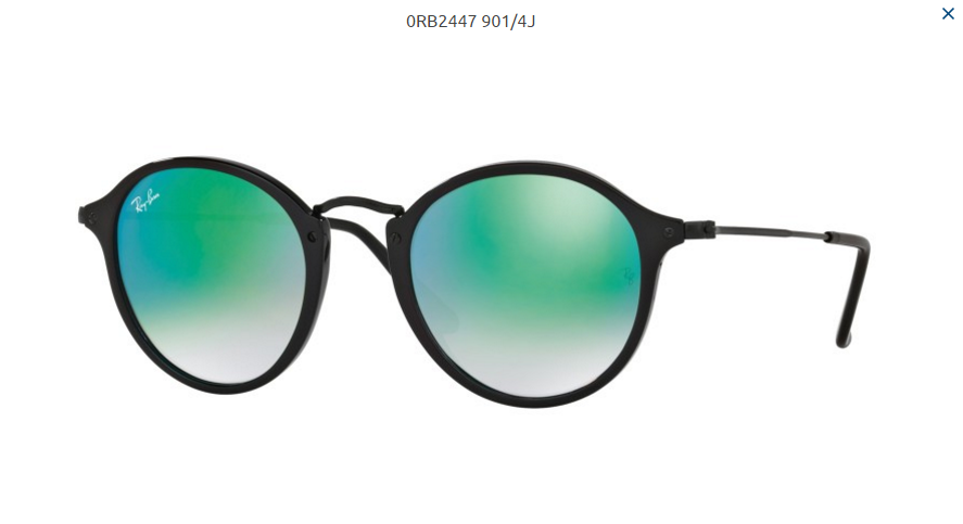 02cb93008 Slnečné okuliare Ray-Ban RB2447 c.901/4J | OPTIGEMINI