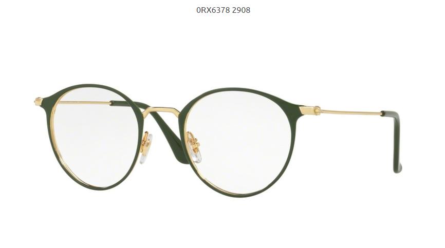 dioptrické okuliare rámy ray ban