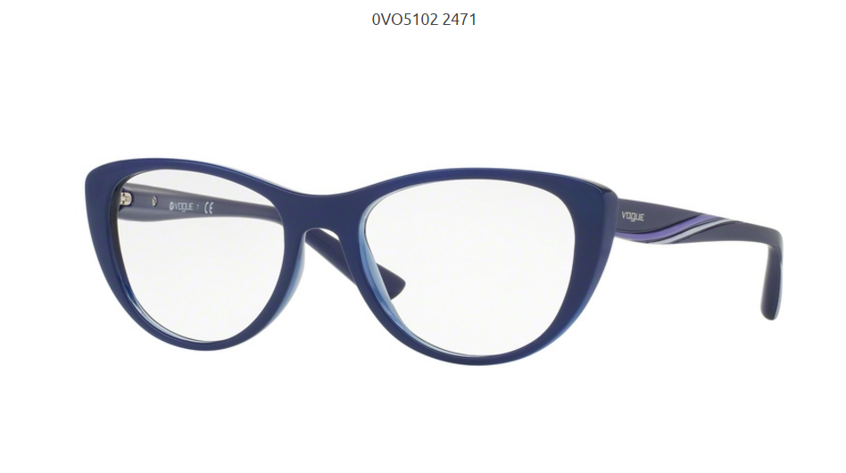 cfe9b4891 Dioptrické okuliare VOGUE VO5102 c.2471   OPTIGEMINI