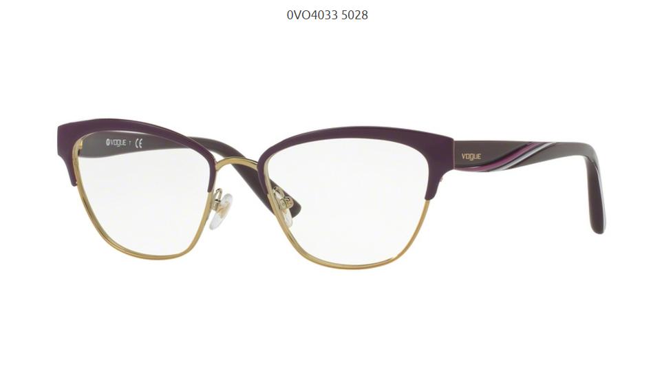 43819422b Dioptrické okuliare VOGUE VO4033 c.5028 | OPTIGEMINI