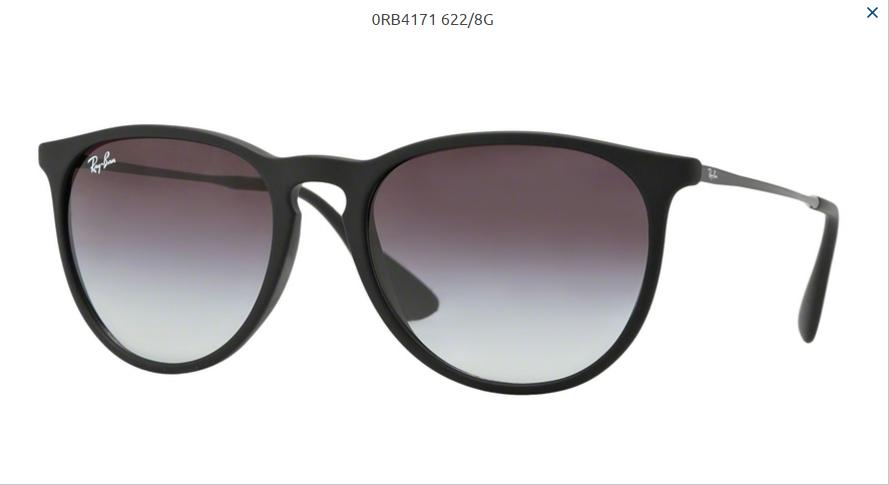 Slnečné okuliare Ray-Ban RB4171 c.622 8G  4c45c5bccfe