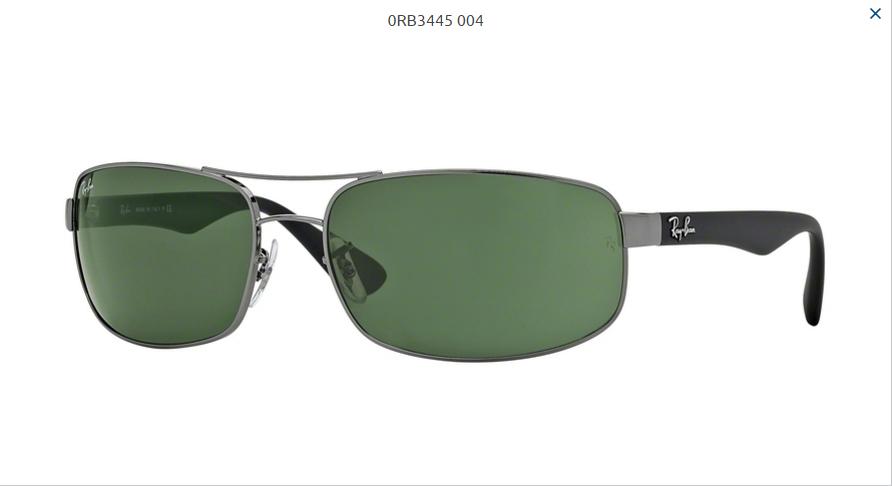 Slnečné okuliare Ray-Ban RB3445 c.004  a93c17509ad