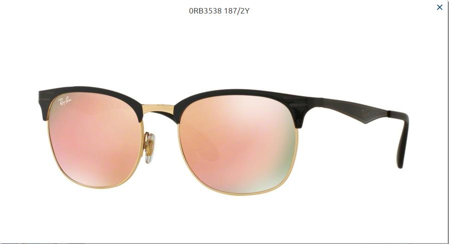 Slnečné okuliare Ray-Ban RB3538 c.187 2Y empty c3dbd07e2d2