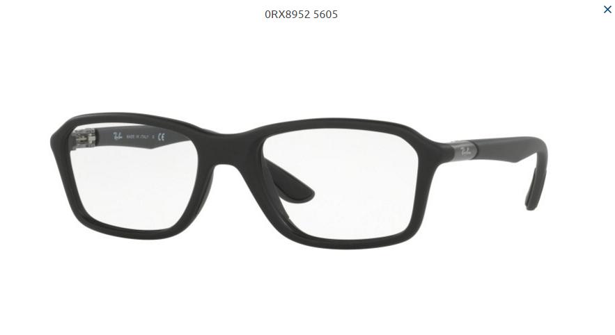 Dioptrické okuliare Ray-ban RX8952 c.5605 empty 5915d826fd5