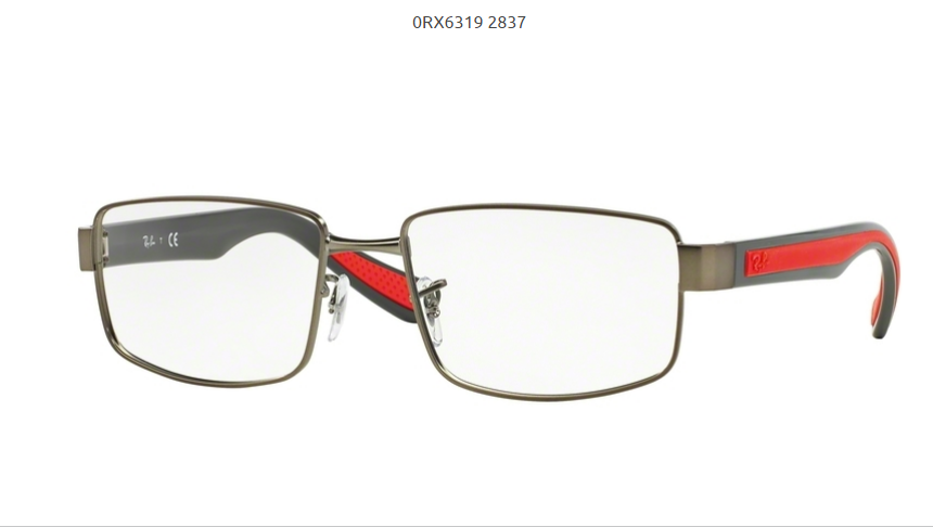 df6d0acda Dioptrické okuliare Ray-ban RX6319 c.2837 empty