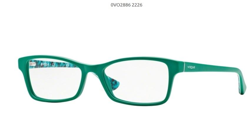 1c85c6260 Dioptrické okuliare VOGUE VO2886 c.2226   OPTIGEMINI
