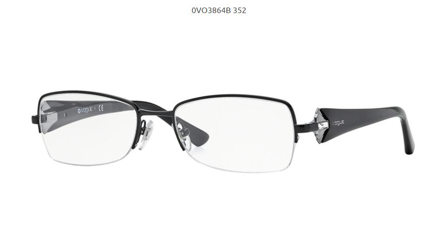 a4f2cf10d Dioptrické okuliare VOGUE VO3864B c.352   OPTIGEMINI