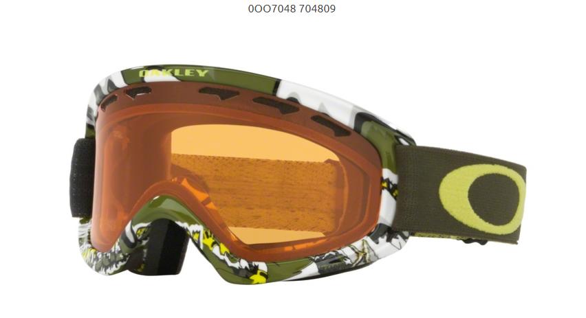 Lyžiarske okuliare OAKLEY OO7048 c.704809 empty 0818c2935fe