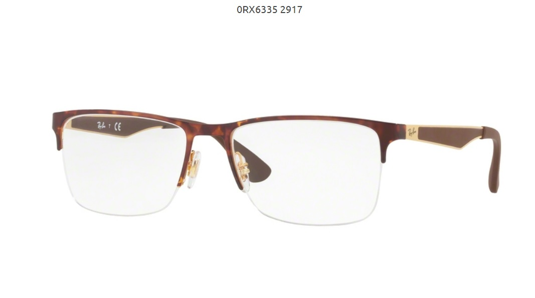 b972d2e87 Dioptrické okuliare Ray-ban RX6335 c.2917 empty