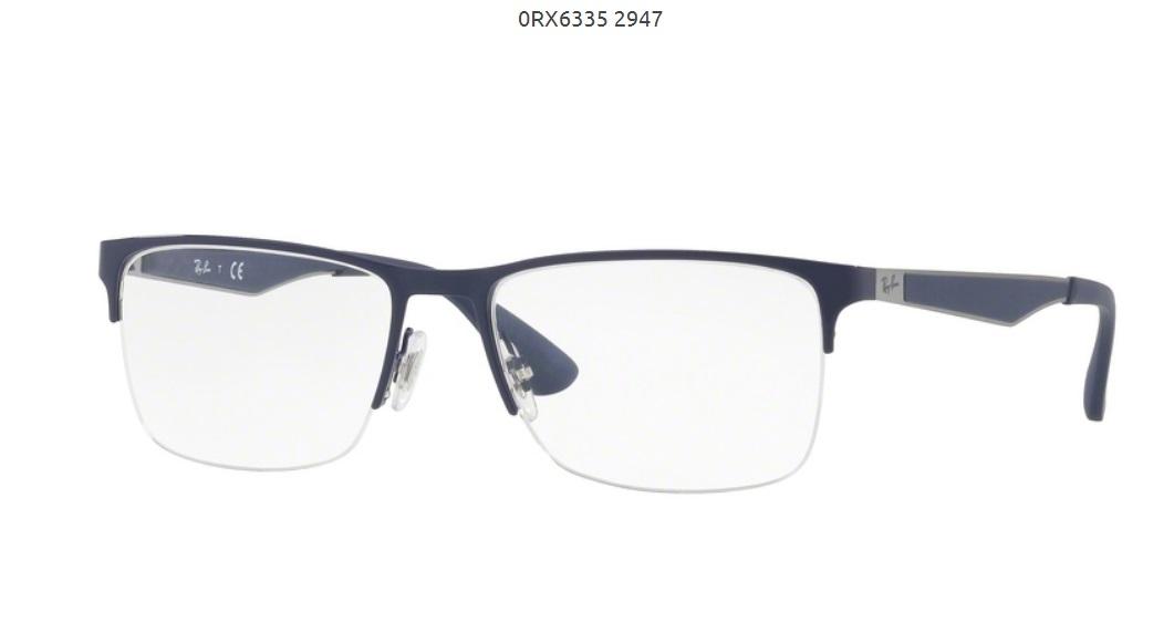 c1b31bc77 Dioptrické okuliare Ray-ban RX6335 c.2947 empty